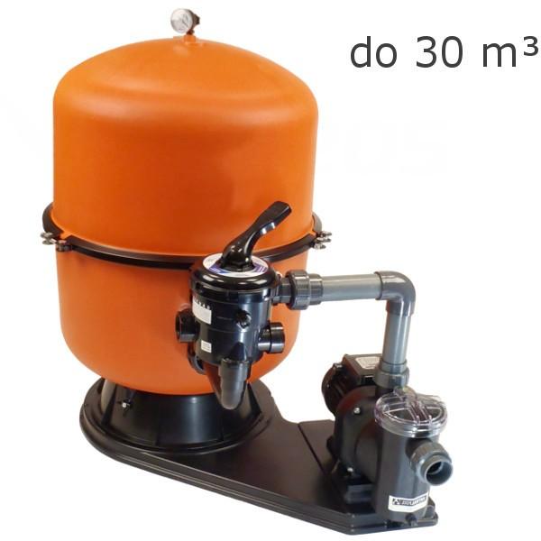 Bazénová písková filtrace Bilbao 400S- 6m3/ hod