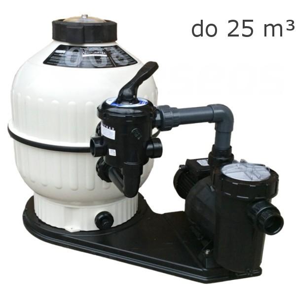 Bazénová písková filtrace Cantabric 400 - 6m3/ hod