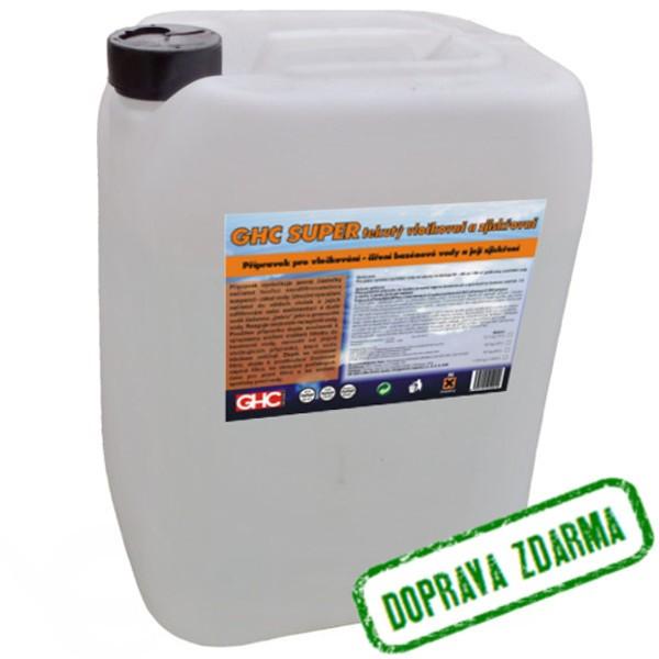 GHC SUPER tekutý vločkovač a zjiskřovač 30 litrů