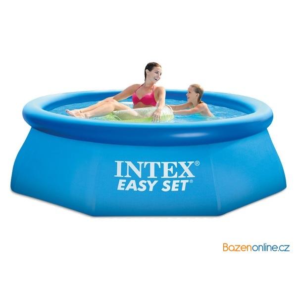 Nafukovací bazén Intex 244 x 76 cm