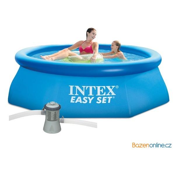 Nafukovací bazén Intex 305 x 76 cm s filtrací