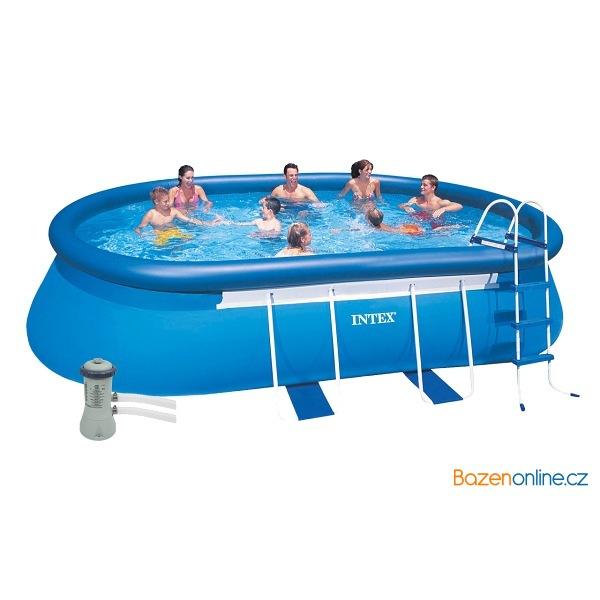 Nafukovací bazén Intex 549 x 305 x 107 cm