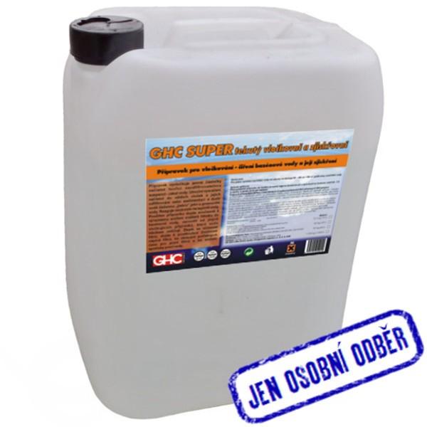 GHC SUPER tekutý vločkovač a zjiskřovač 30 litrů pouze na osobní odběr