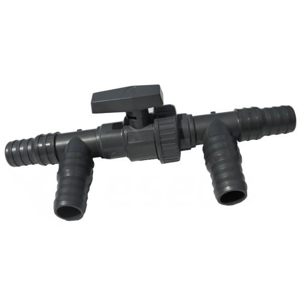 Obtočný ventil bazénového solárního ohřevu - 32/38mm