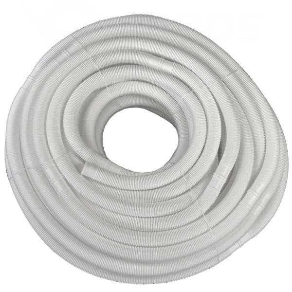 Instalační hadice bílá 38mm - cena za 1,5m