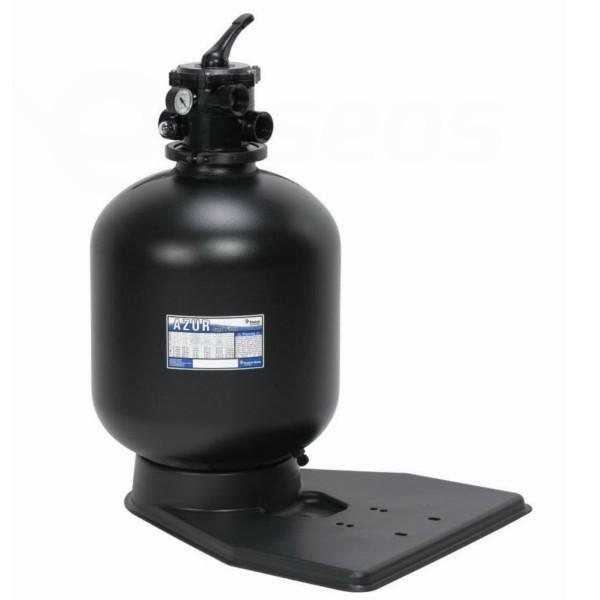 Nádoba bazénové filtrace AZUR KIT 480 s ventilem