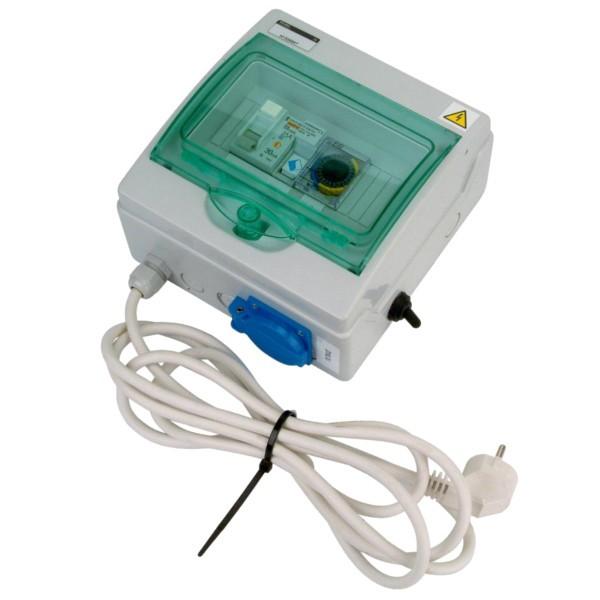 Automatika filtrace - F1 s kabelem