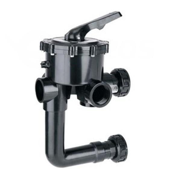 """Šesticestný ventil pro Cantabric boční 1 1/2"""""""