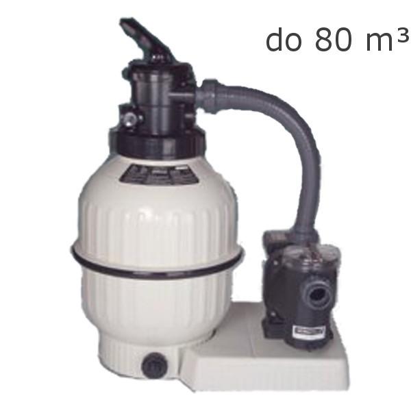 Písková filtrace Cantabric 600 14m3/h TOP ventil