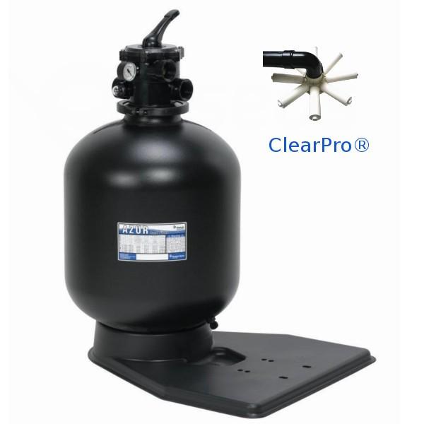 Filtrační nádoba AZUR Clear Pro KIT 380 s ventilem
