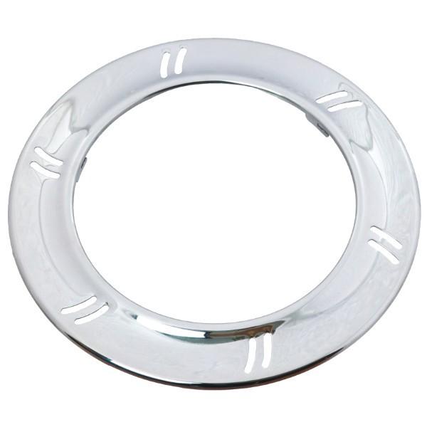Rámeček světla Adagio nerez - 10 cm