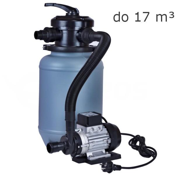 Písková filtrace MyPool 250, 3,5 m3/hod