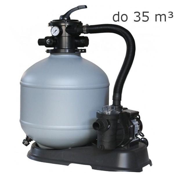 Písková filtrace MyPool 390, 7 m3/hod